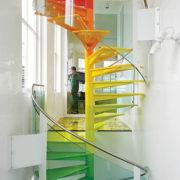Винтовая лестница№1