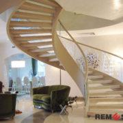 Винтовая лестница№11