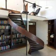 Винтовая лестница№3