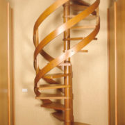 Винтовая лестница№7