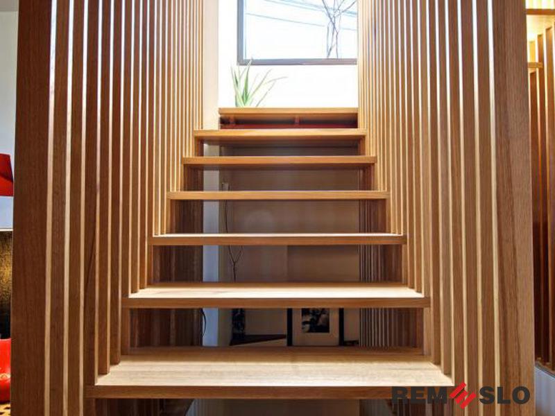 ограждение лестницы №1
