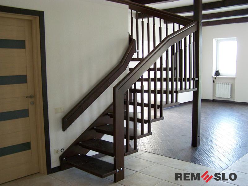 ограждение лестницы №11