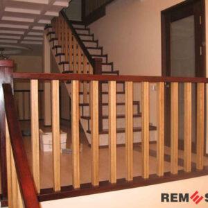 ограждение лестницы №12