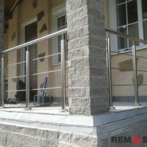 балкона из нержавеющей стали №4