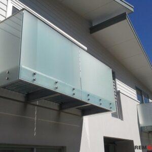 балкона из стекла №2