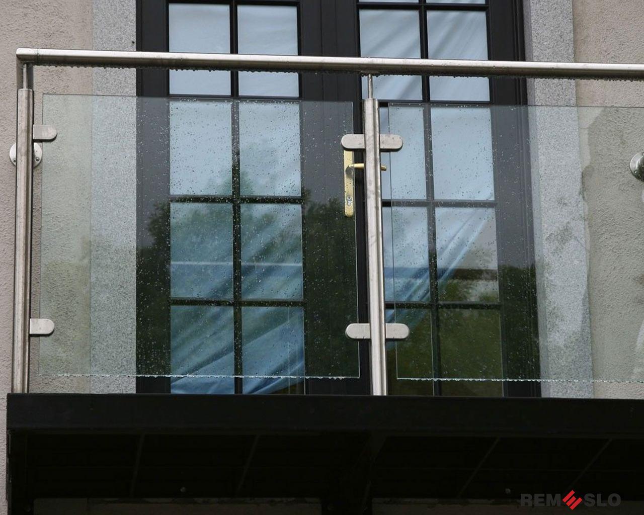 балкона из стекла №4