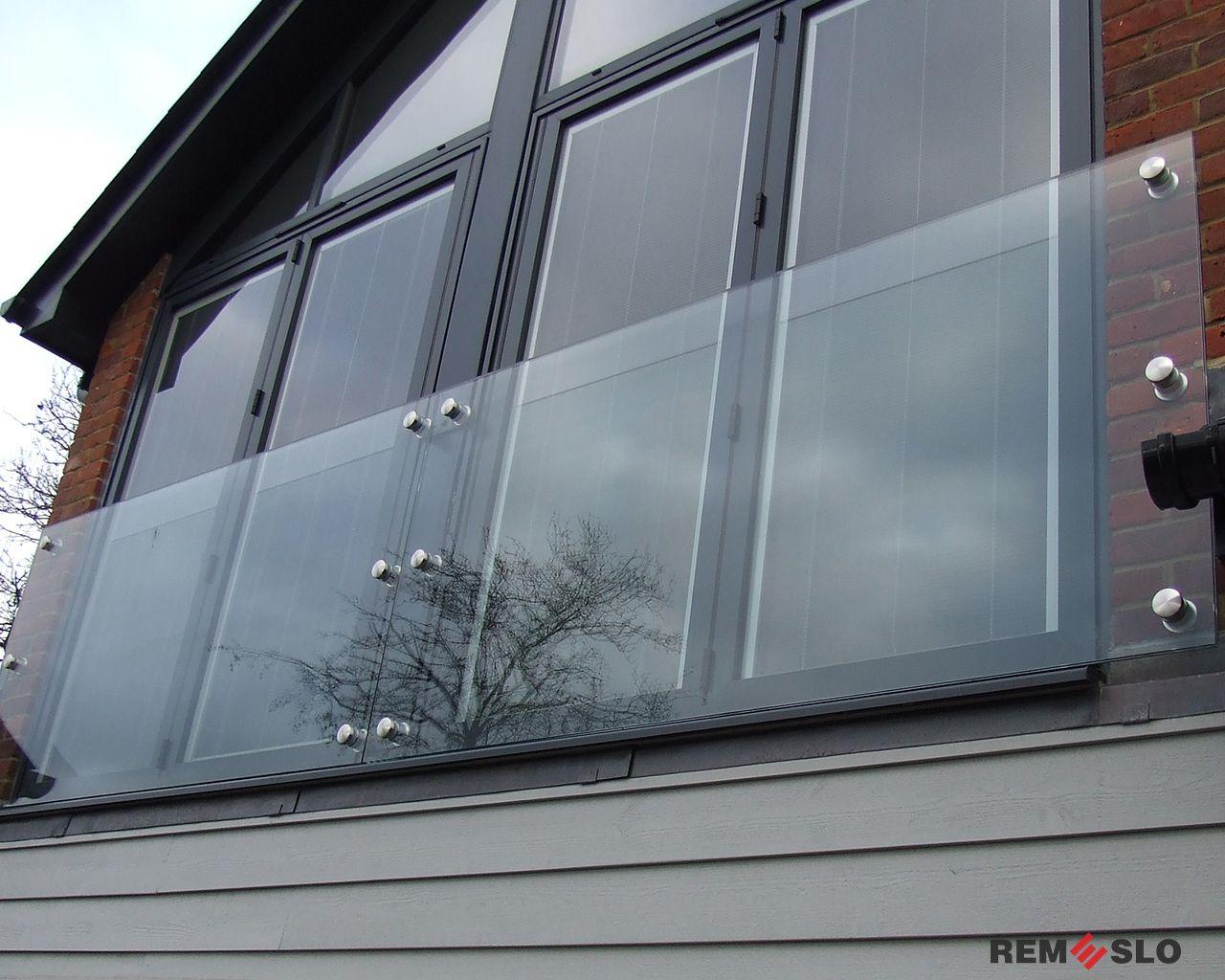 балкона из стекла №5