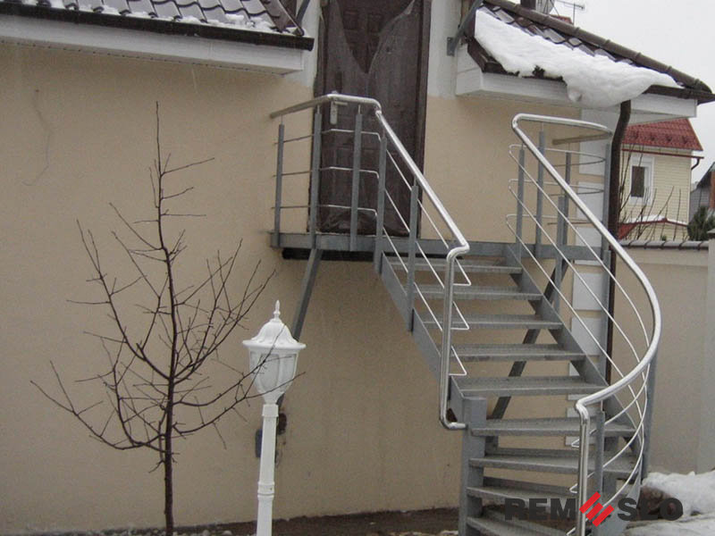 лестница №5