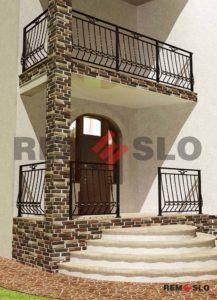 02 Ограждение балкона крыльца