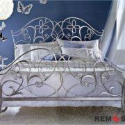 Кованая кровать №11