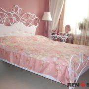 Кованая кровать №12