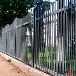 забор №11