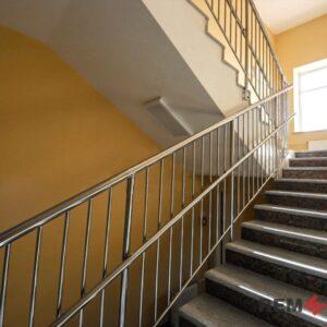 лестниц из нержавеющей стали №002