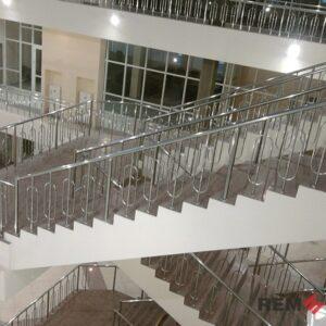 лестниц из нержавеющей стали №005