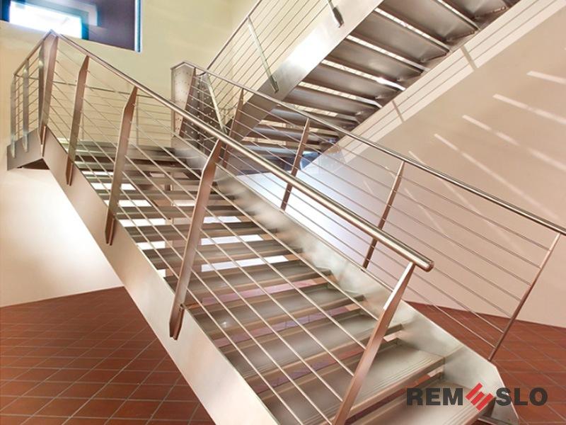 лестниц из нержавеющей стали №006