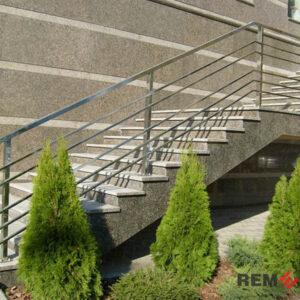 лестниц из нержавеющей стали №008