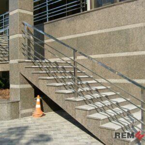 лестниц из нержавеющей стали №013