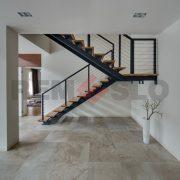 Лестница на каркасе 05