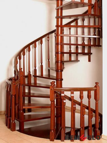 Винтовая лестница№13