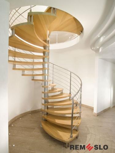 Винтовая лестница№16