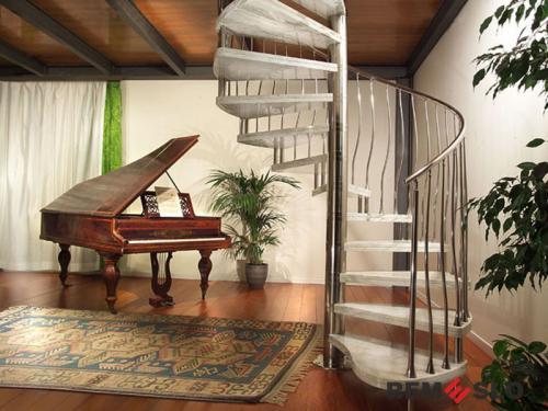 Винтовая лестница№17
