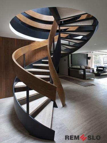 Винтовая лестница№22