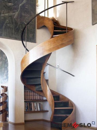 Винтовая лестница№23