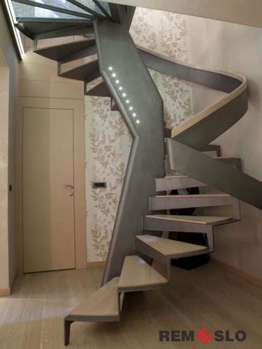 Винтовая лестница№26