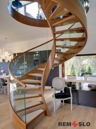 Винтовая лестница№29