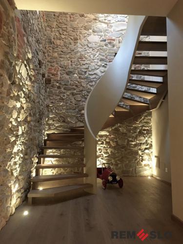 Винтовая лестница№30