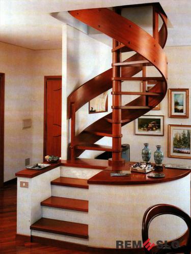 Винтовая лестница№5