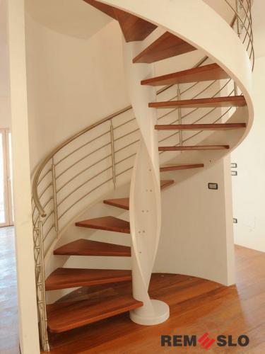 Винтовая лестница№8
