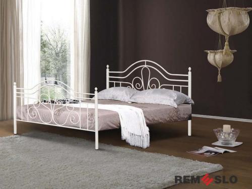 Кованая кровать №19