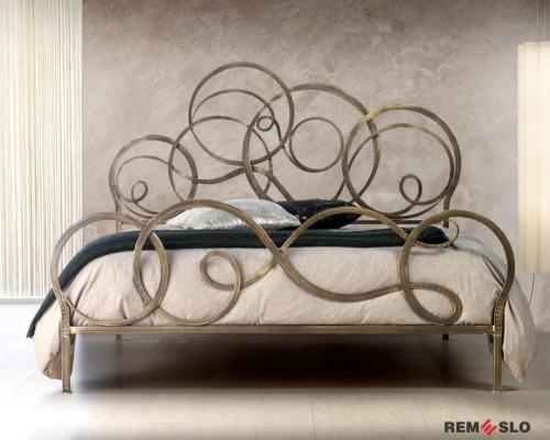 Кованая кровать №2