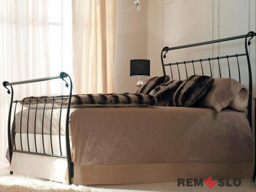 Кованая кровать №23