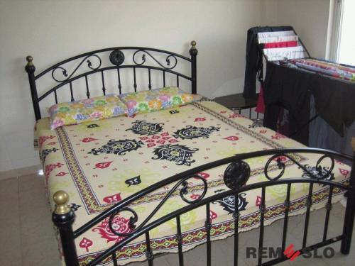 Кованая кровать №25