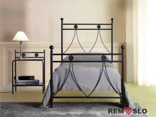 Кованая кровать №27