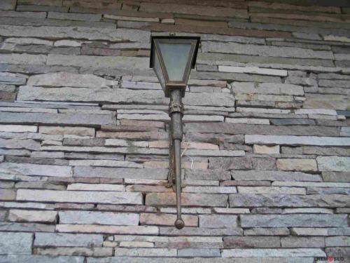 Кованый фонарь №22