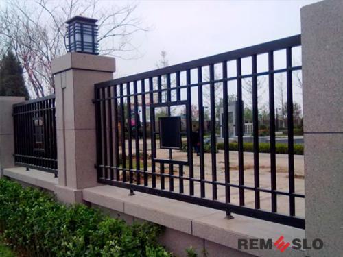 Металлический забор №19