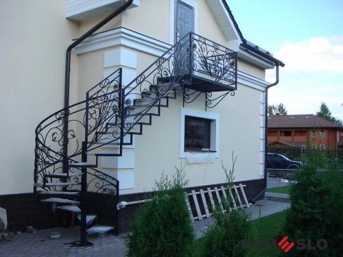 Уличная лестница №10