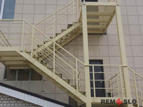 Уличная лестница №22