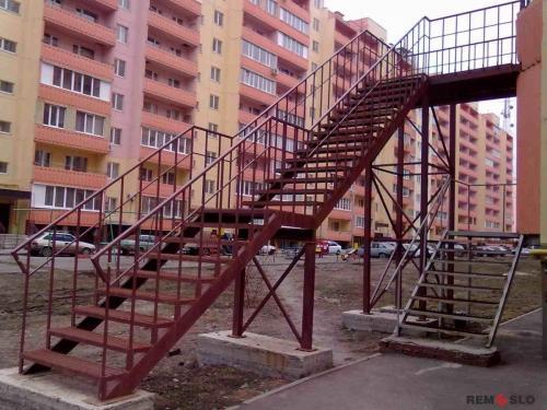 Уличная лестница №26