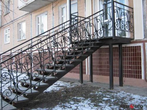 Уличная лестница №27